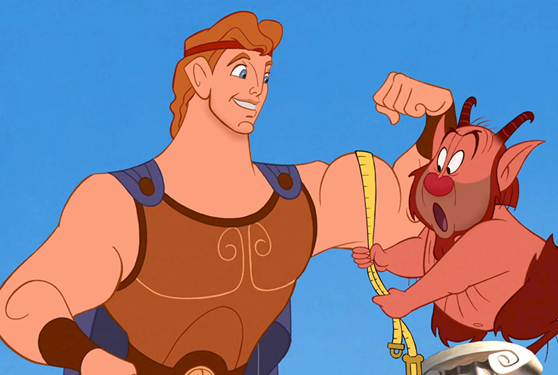The Russos to produce live-action Hercules remake for Disney