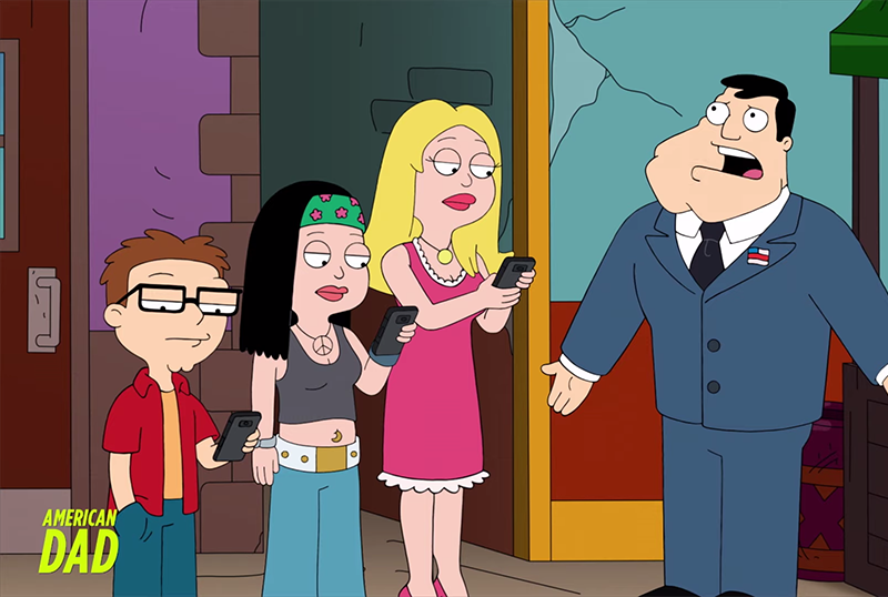 American Dad Returning With New Season For 15th Anniversary