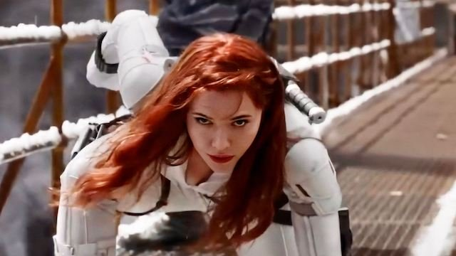 Scarlett Johansson Reveals Black Widow Is a Family Drama Movie