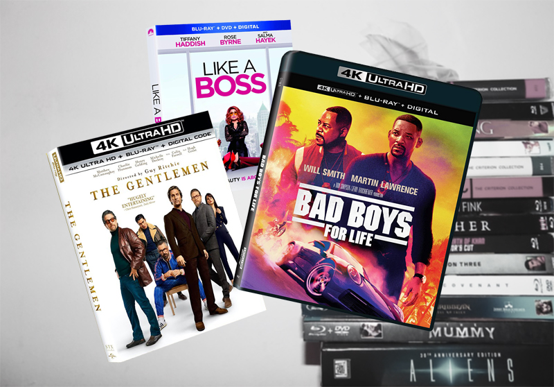 April 21 Blu-ray, Digital and DVD Releases