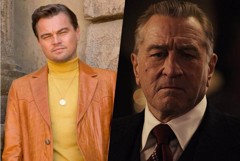 DiCaprio and De Niro seek 'co-star' in virus charity drive