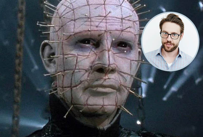 Southbound's David Bruckner to Direct Hellraiser Remake