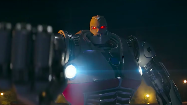 S.T.R.I.P.E. Makes His First Appearance in New Stargirl Trailer