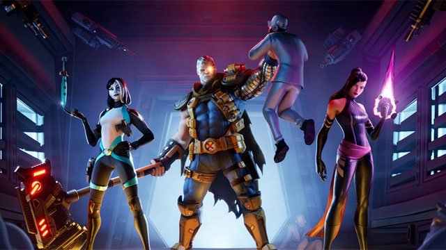 Marvel's X-Force Has Come To Fortnite