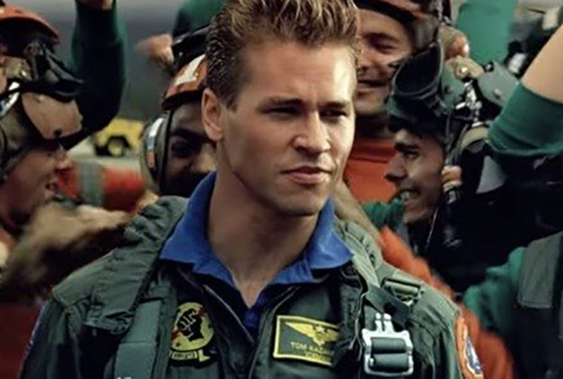 Val Kilmer Calls Top Gun: Maverick Filming 'Moving'