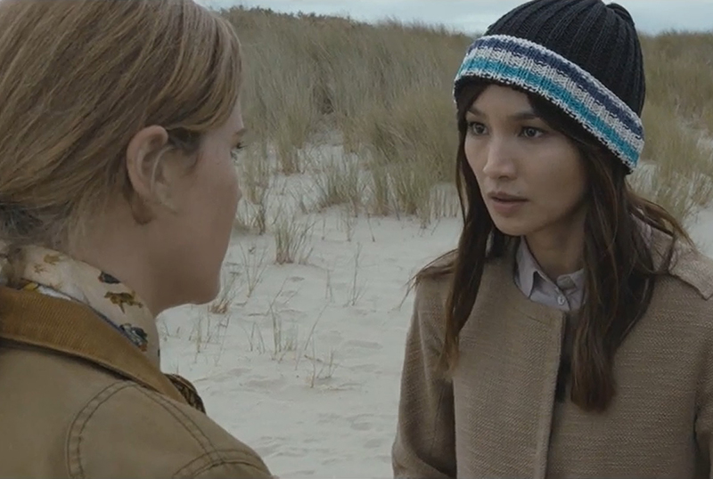 Exclusive Intrigo: Dear Agnes Clip Featuring Gemma Chan & Carla Juri