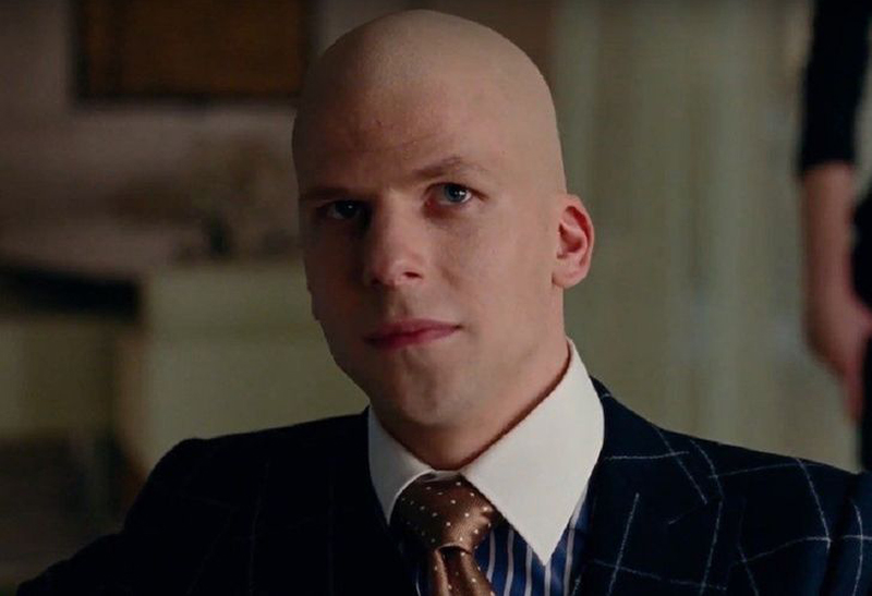 Jesse Eisenberg on Why He Hasn't Supported the Snyder Cut