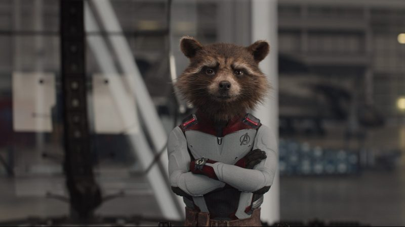 Guardians of the Galaxy: James Gunn Teases Rocket's Big Part in Vol. 3