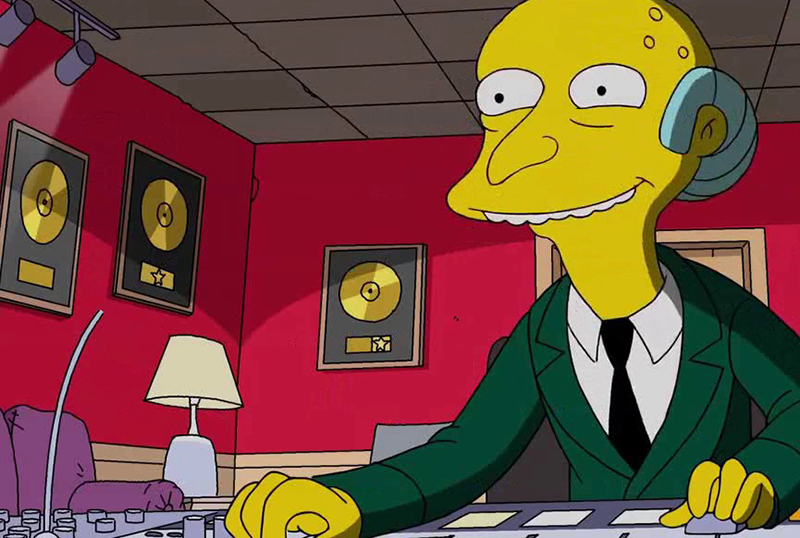 Details on The Simpsons Composer Alf Clausen's Firing