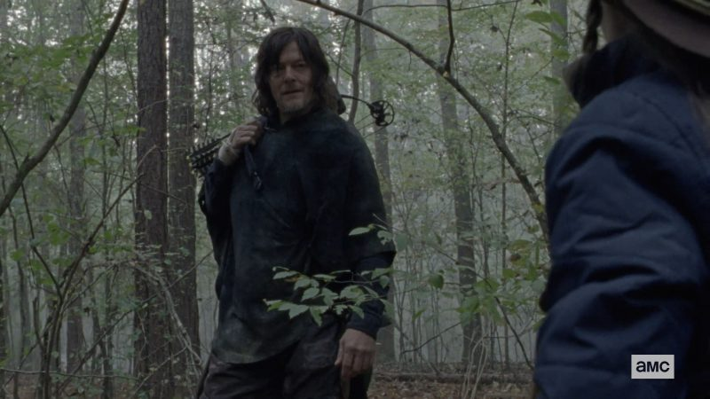 The Walking Dead, That Was One Goofy-Arse Episode