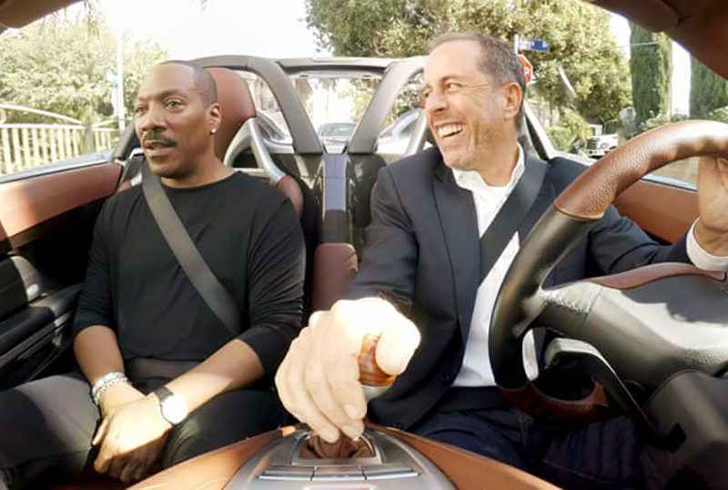 Jerry Seinfeld's Comedians in Cars Getting Coffee May Be Ending