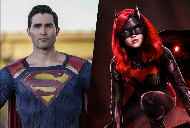 The CW Planning Superman & Batwoman Crossover For 2021