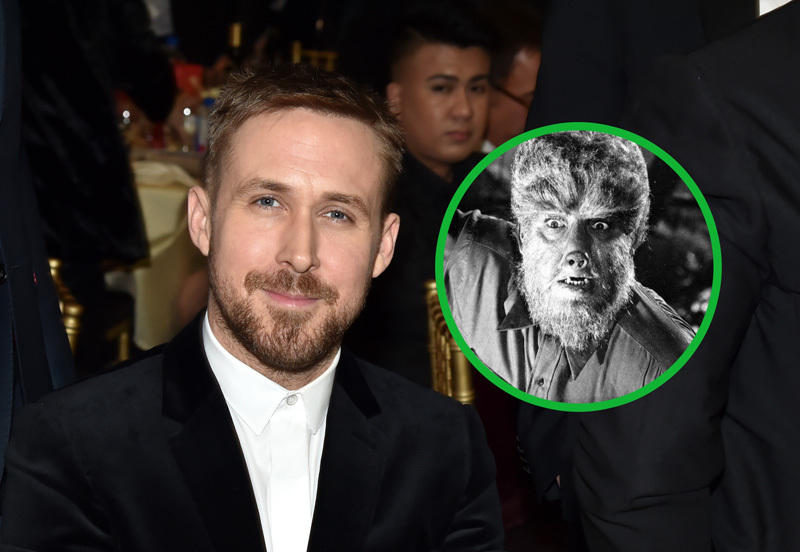 Universal's Next Take on Wolfman Inches Forward With Ryan Gosling
