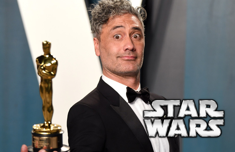 Taika Waititi to Co-Write/Direct New Star Wars Film!