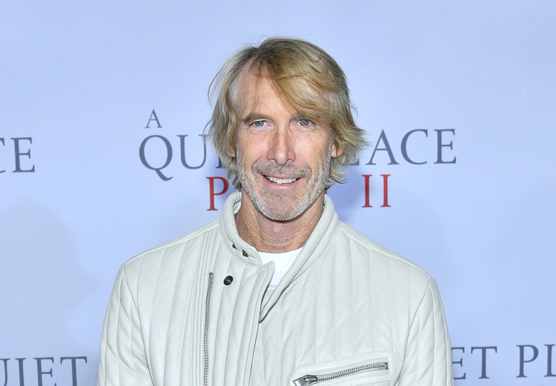 Michael Bay Producing Adaptation of Audio Novel Armored