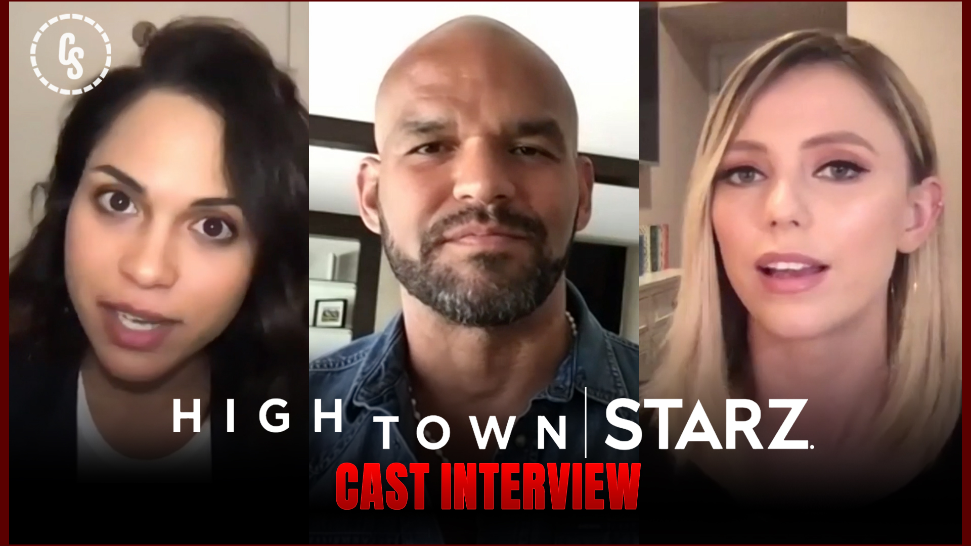 CS Video: Hightown Interviews With Monica Raymund & More!