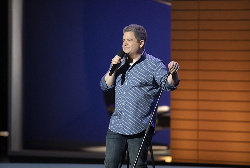 Netflix Reveals New Patton Oswalt Comedy Special, I Love Everything