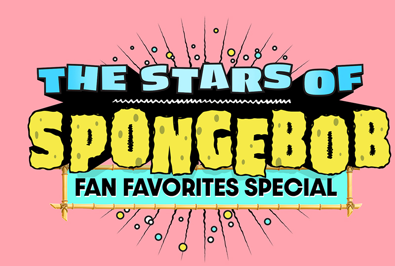 Nickelodeon Announces SpongeBob Cast Table Read Special!