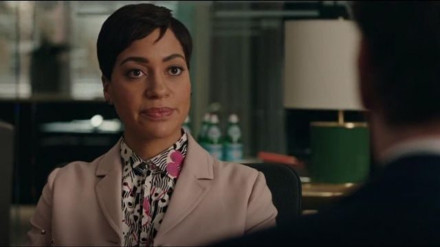 Cush Jumbo Not Returning for The Good Fight