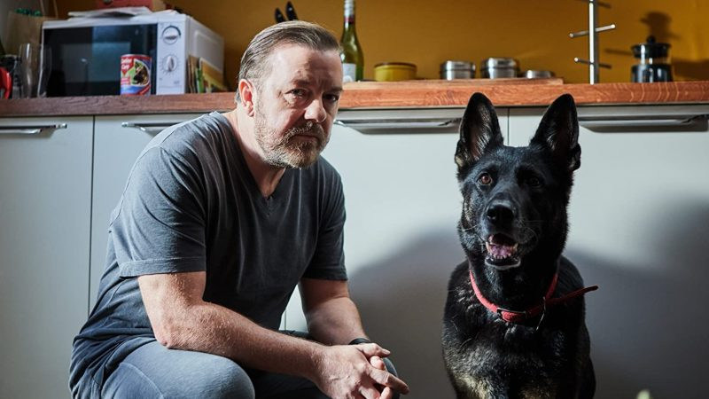 Ricky Gervais' After Life Renewed for a Third Season at Netflix