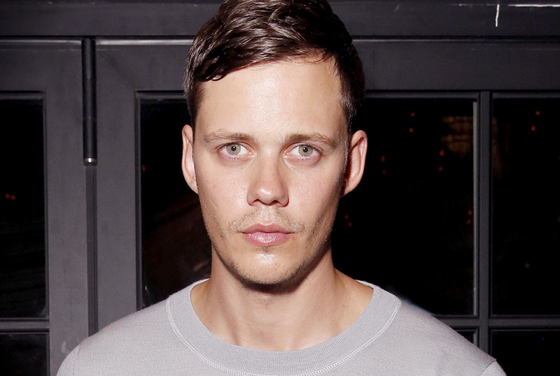 Bill Skarsgård Starring as Swedish Gangster Clark Olofsson in New Netflix Series
