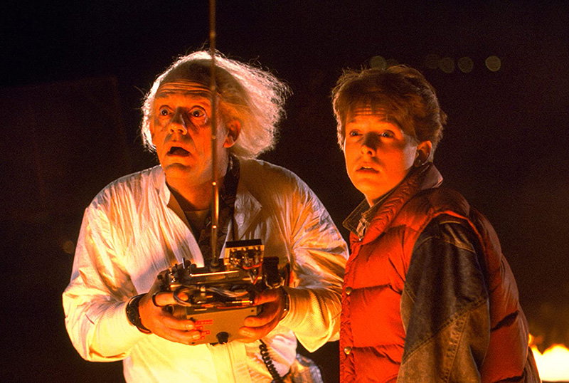 Back to the Future Reunion Set for Reunited Apart with Josh Gad!