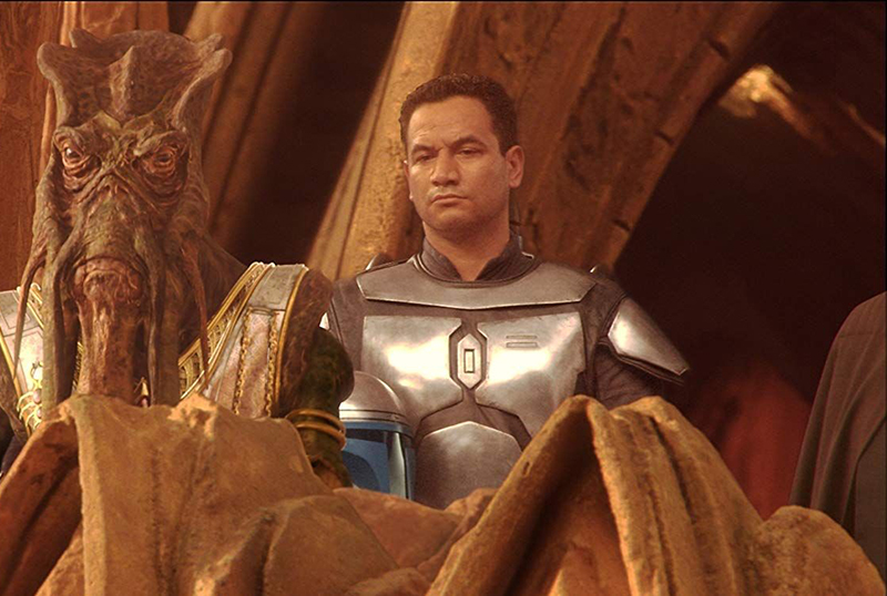 Temuera Morrison Returning to Star Wars in The Mandalorian!
