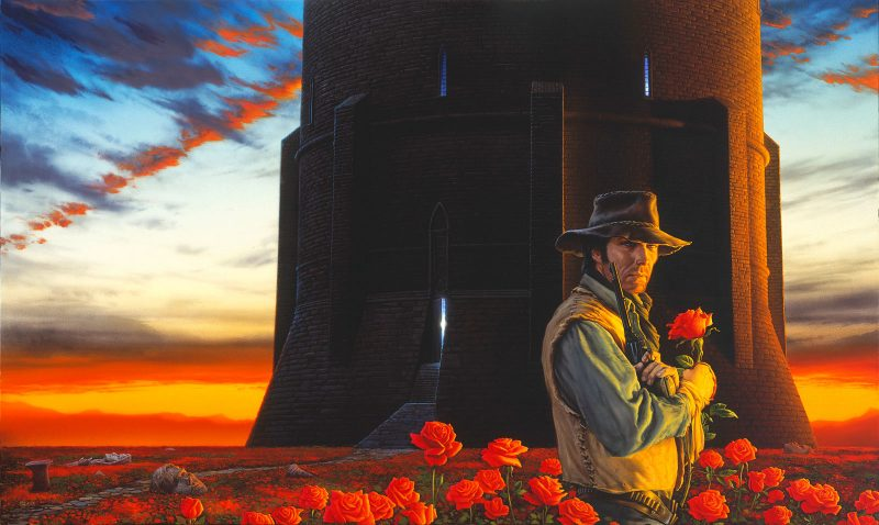 Glen Mazarra Opens Up On Plans For Scrapped Dark Tower Series