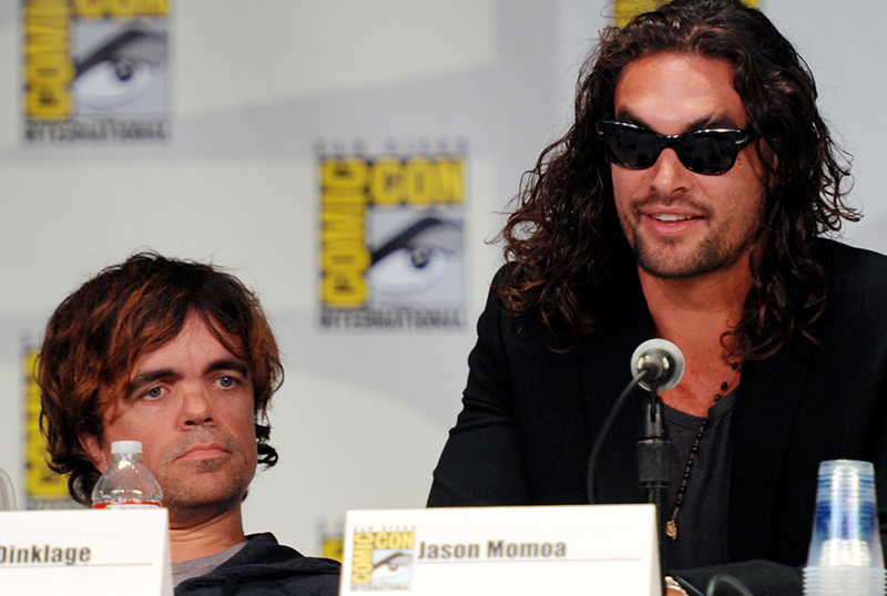 Vampire Movie 'Good Bad & Undead' Will Star Peter Dinklage and Jason Momoa