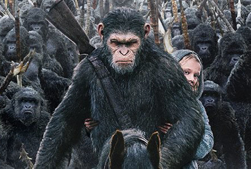 Wes Ball Explains Honoring Planet of the Apes Films In Reboot