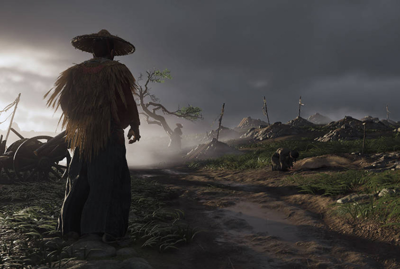 New Ghost of Tsushima Gameplay Footage Reveals Exploration, Combat & More