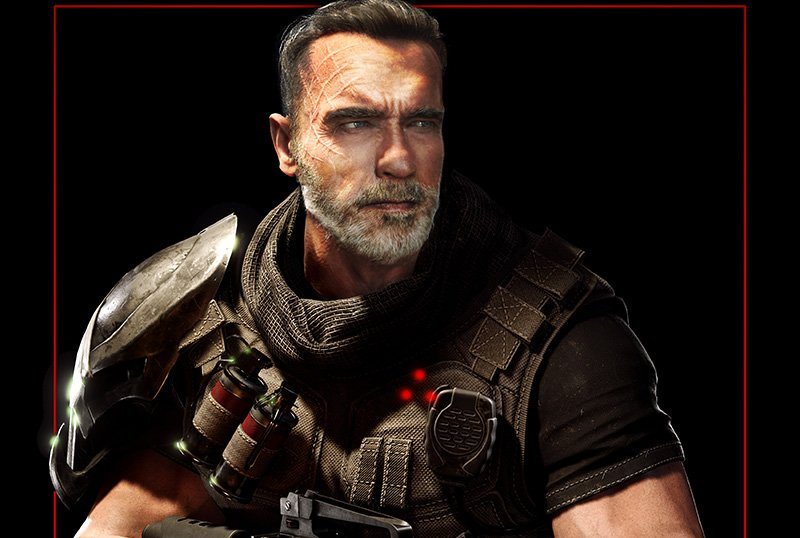 Arnold Schwarzenegger Returns as Dutch in Predator: Hunting Grounds DLC