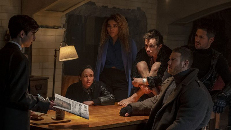 The Umbrella Academy Season 2 Sets Premiere Date in New Video
