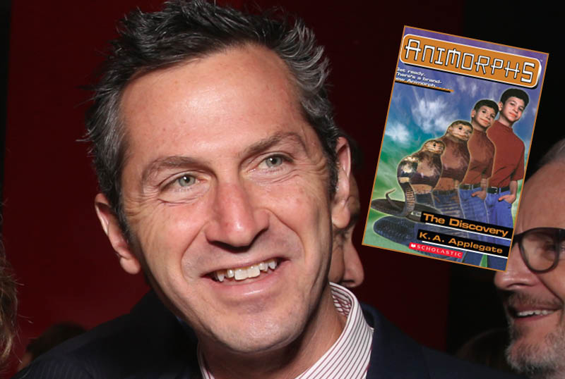 Erik Feig & Scholastic Developing Animorphs Film Adaptation