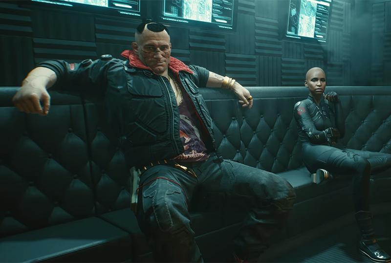Catch the first Night City Wire episode for Cyberpunk 2077 right here!