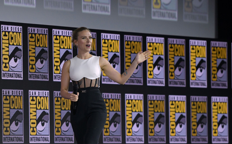 Comic-Con Offers Details on Comic-Con@Home Initiative