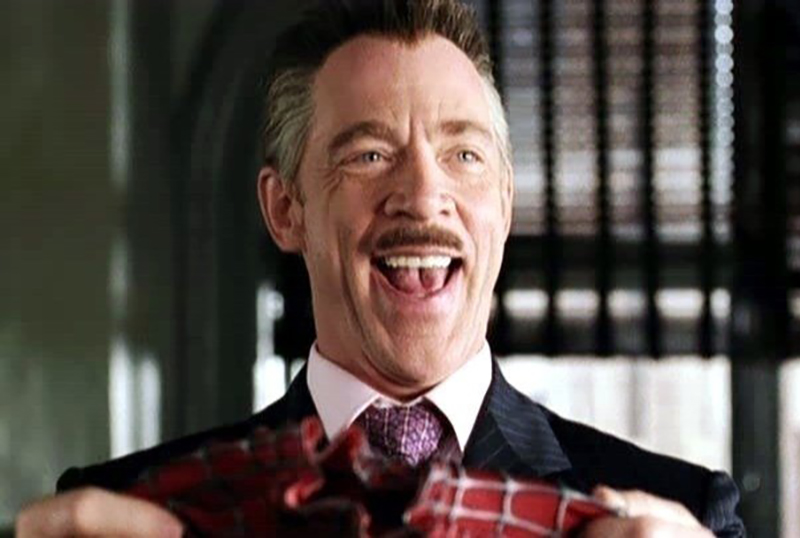 JK Simmons is Signed for Spider-Man Sequels