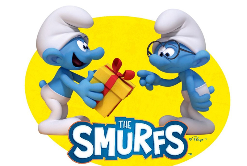 The Smurfs Heading to Nickelodeon in New Animated Series