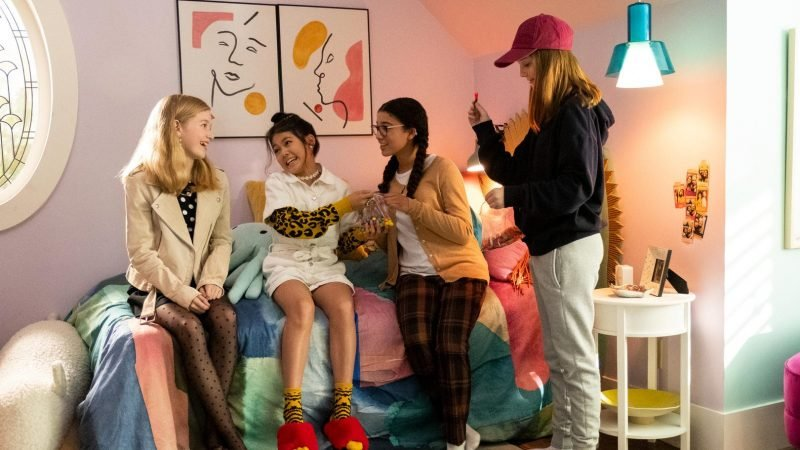 The Baby-Sitters Club Trailer Brings Iconic Series to the New Generation