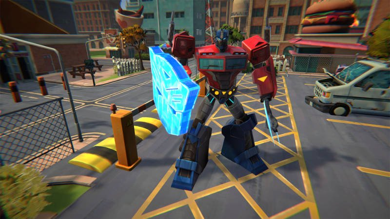 New Transformers Game Is Rolling Out on PS4 in October