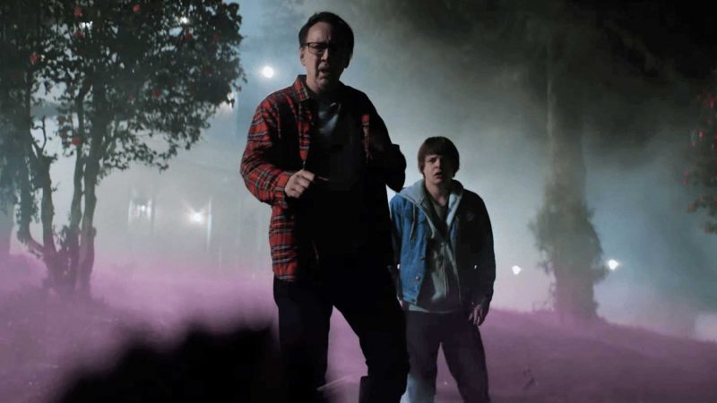 Color Out of Space: Shudder Acquires Streaming Rights to Nicolas Cage-Led Film