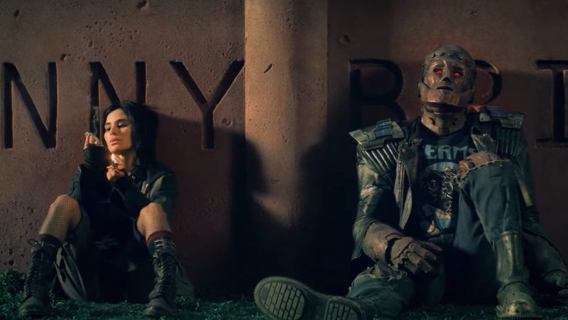 New Doom Patrol Season 2 Trailer Previews First Look at New Villains