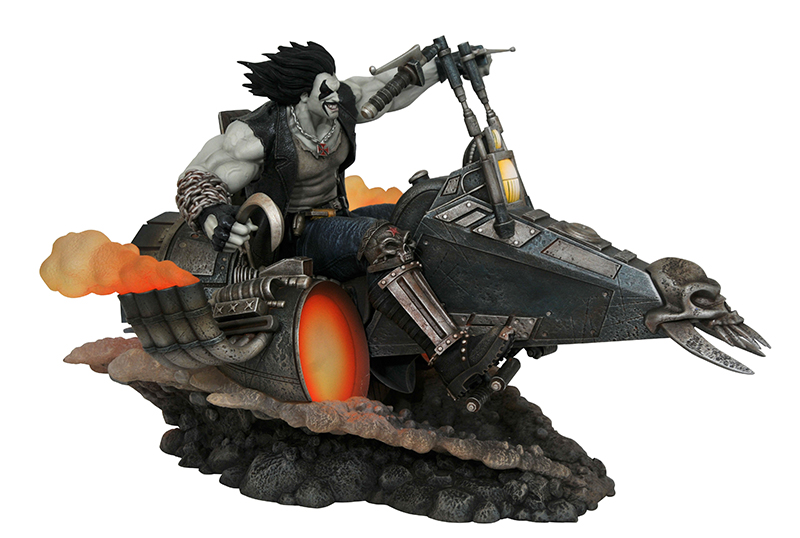 Diamond Select Previews: Lobo, Doctor Doom, The Mandalorian & More!