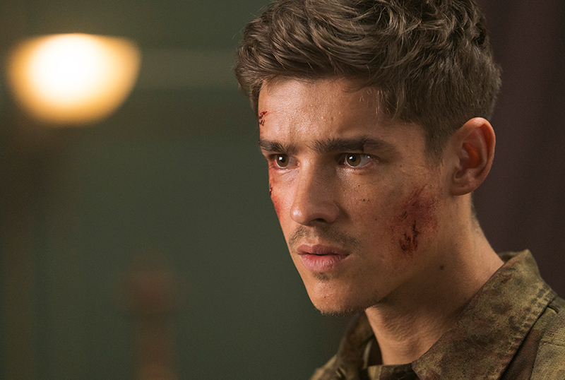Ghosts of War Trailer Starring Brenton Thwaites in WWII Horror Movie