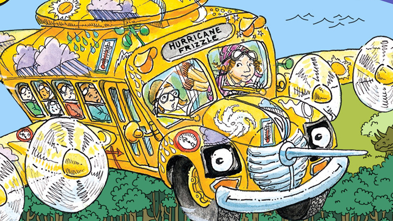 Elizabeth Banks to drive 'Magic School Bus' onto big screens