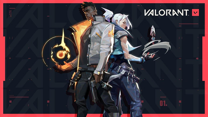 Valorant Reveals Official Launch and Gameplay Trailers
