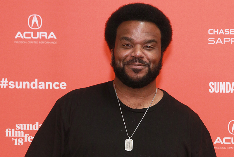 Craig Robinson to Lead Peacock Comedy From Brooklyn Nine-Nine Showrunners