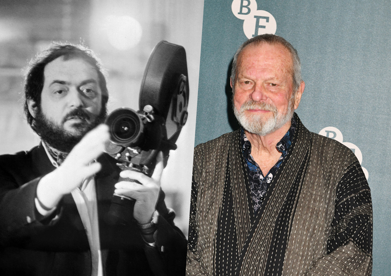 Terry Gilliam Was Making a Lost Stanley Kubrick Film Before Lockdown