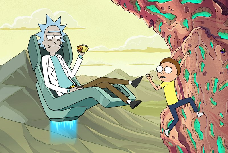 Rick and Morty Season 5 Sneak Peek: Meet Rick's Nemesis, Mr. Nimbus