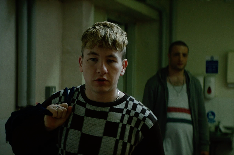 Exclusive The Shadow of Violence Clip With Barry Keoghan
